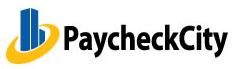 paycheck city logo